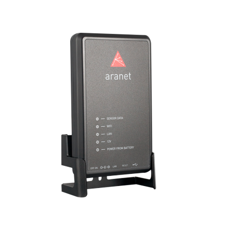 Industrial-grade environmental monitoring solution : Aranet Pro Base Station